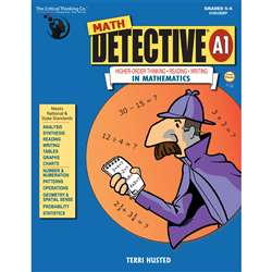 Math Detective By Critical Thinking Press