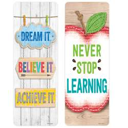 Upcycle Style Quotes Bookmarks Motivational, CTP0448