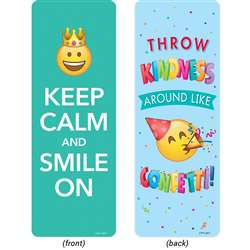 Emoji Fun Quotes Bookmarks Motivational, CTP0449