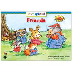 Friends Learn To Read, CTP10111