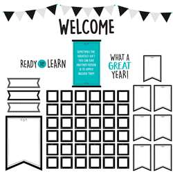 Ready To Learn Bulletin Board Set, CTP10167