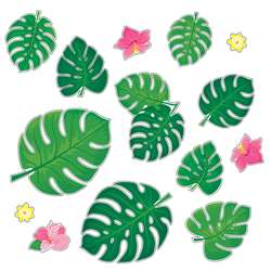Palm Paradise Monstera Leaves Bulletin Board St, CTP10234