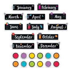 Bold Bright Months Mini Bulletin Board, CTP1172