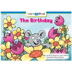 The Birthday Learn To Read, CTP13162