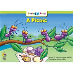 A Picnic Learn To Read, CTP13163