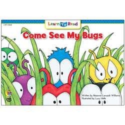 Come See My Bugs Learn To Read, CTP13164