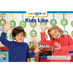 Kids Like Learn To Read, CTP13165
