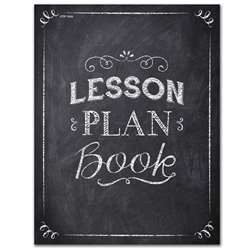 Chalk It Up Lesson Plan Book, CTP1350