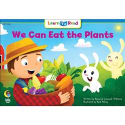 We Can Eat The Plants Learn To Read, CTP13502