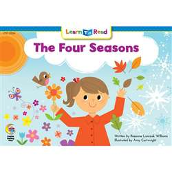 The Four Seasons Learn To Read, CTP13504