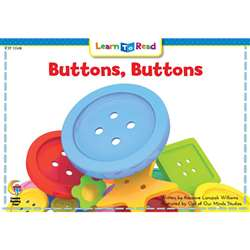 Buttons Buttons Learn To Read, CTP13508