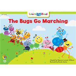 The Bugs Go Marching Learn To Read, CTP13729