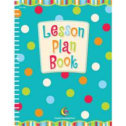 Dot Lesson Plan Book By Creative Teaching Press