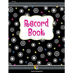 Bw Collection Record Book By Creative Teaching Press