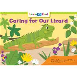 Caring For Our Lizard Learn To Read, CTP14144