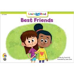 Best Friends Learn To Read, CTP14409