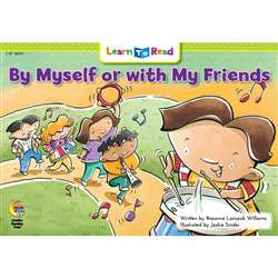 By Myself Or W My Friends Learn To Read, CTP14411