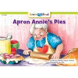 Apron Annies Pies Learn To Read, CTP14467