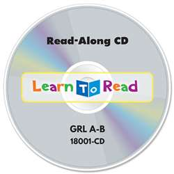 Learn To Read Read Along Cd 1 Lv Ab, CTP18001CD