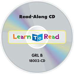 Learn To Read Read Along Cd 2 Lvl B, CTP18002CD
