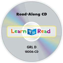 Learn To Read Read Along Cd 6 Lvl D, CTP18006CD