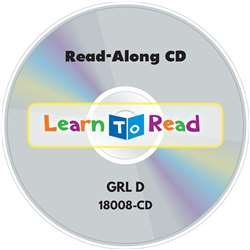 Learn To Read Read Along Cd 8 Lvl D, CTP18008CD