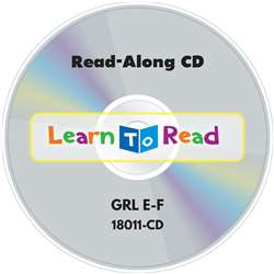 Read Along Cd 11 Lvl Ef Learn To Read, CTP18011CD