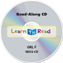 Read Along Cd 12 Lvl F Learn To Read, CTP18012CD