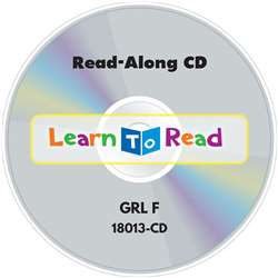 Read Along Cd 13 Lvl F Learn To Read, CTP18013CD