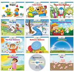 Learn To Read Variety Pack 2 Cd Lvl B, CTP18028
