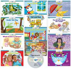 Learn To Read Variety Pack 4 Cd Lvl C, CTP18061