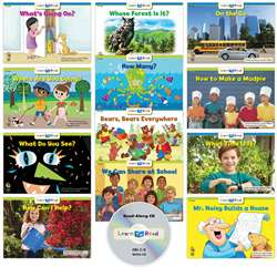 Learn To Read Variety Pack 5 Lvl Cd, CTP18062