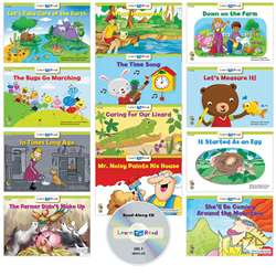 Learn To Read Variety Pack 12 Cd Lvl F, CTP18069