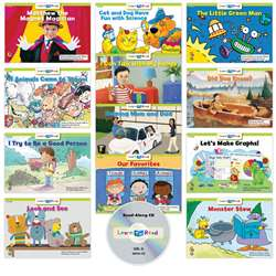 Learn To Read Variety Pack 14 Cd Lvl G, CTP18071