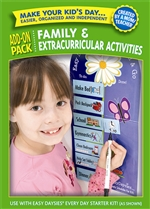 Shop Easy Daysies Family Extracurricular Add On Kit By Creative Teaching Press