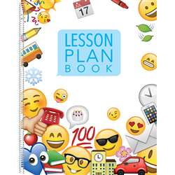 Emoji Fun Lesson Plan Book, CTP2035