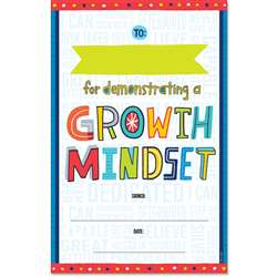 Growth Mindst Award, CTP2040