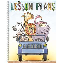 Safari Friends Lesson Plan Book, CTP2074