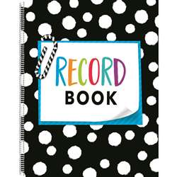 Bold And Bright Record Book, CTP2093