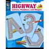 Highway Letters Numbers & Shapes Gr Pk-1 By Creative Teaching Press
