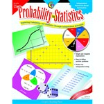 Probability & Statistics Grade 5-8 By Creative Teaching Press