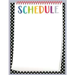 Bold Bright Schedule Chart, CTP2849