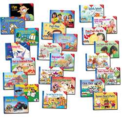 Dr Maggies Phonics 24 Books Variety Pk 1 Each 2901-2924 By Creative Teaching Press