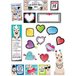Happy Vallamatines Day Mini Bulletin Board Set, CTP3117