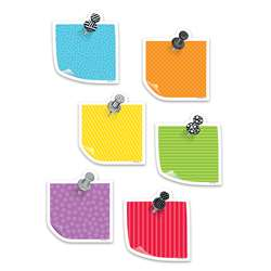 "3"" Bold Bright Sticky Notes Cutout, CTP3450"