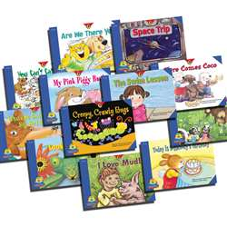 Reading For Fluency Readers Set 1 Variety Pk By Creative Teaching Press
