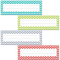 Shop Chevron Name Plates - Ctp4517 By Creative Teaching Press