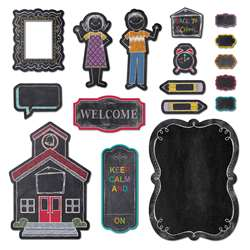 Schoolhouse Charm Bb Set, CTP4727