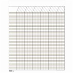 Chart Incentive Vertical White 22 X 28 By Creative Teaching Press