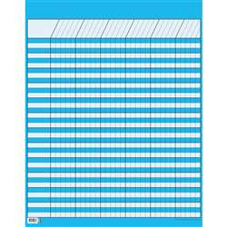 Lg Brt Blue Vertical Incentive Chart By Creative Teaching Press